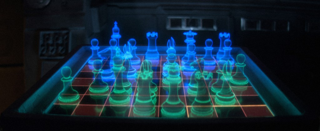 3d Hologram Technology Soon To Come Products Tv